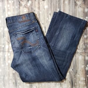 Rock & Republic High Rise Jeans Size 33×32